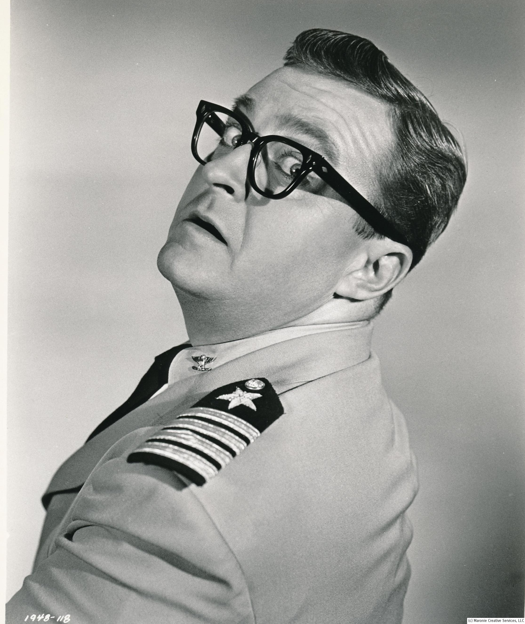Joe Flynn played the iconic Captain Wallace Binghamton in the McHale's Navy TV series of the early 1960s. The role made him an international star. He was one of the last of movie's great character performers, but managed to step right into a full career of TV work. He was truly one of a kind!