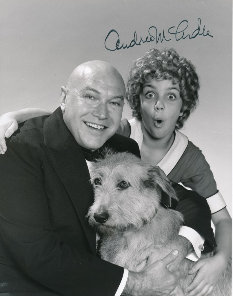 Performer Andrea McArdle brought Little Orphan Annie to musical theater success in the 1970s. To many, she was the best of the many that followed her! (c) NBC